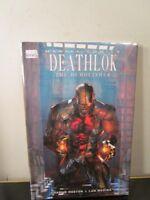 Deathlok : The Demolisher HC Hard Cover NEW Sealed~