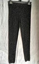 AMERICAN VINTAGE leggings Gris Chiné Avec Laine Taille 36