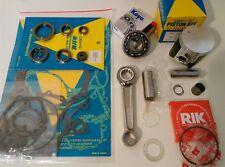 Husqvarna CR125 Full Engine Rebuild Kit Con Rod Mains Piston Gaskets 2000-2016