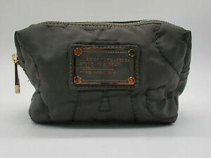 MARC by MARC JACOBS grey Standard Supply Workwear zippered make-up case