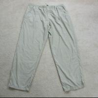 Columbia Pants Adult 2XL XXL Brown Tan Outdoors Hiking Climbing Hiker Mens