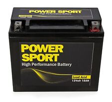 AGM GTX20LBS YTX20L-BS YTX20HL-BS Maintenance Free Jetski ATV Motorcycle Battery