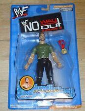 2000 WWF WWE Jakks Chris Benoit MIP Wrestling Figure No Way Out Series 2 WCW NWO
