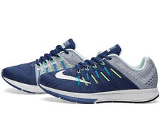 Nike AIR ZOOM ELITE 8 Correr Zapatillas Gimnasio Informal-UK 8.5 (EUR 43) Azul Leal