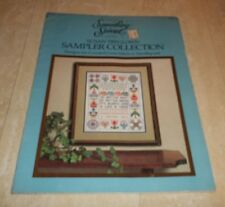 Something Special Susan Treglown Sampler Collection Cross Stitch Needlepoint '83
