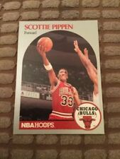 Scottie Pippen Not Autographed NBA Basketball Trading Cards