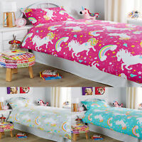 New Unicorn Luxurious Duvet Cover Sets Reversible Bedding Sets by Olivia Rocco