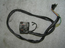 Honda vf 1000r sc16 manillar interruptor izquierda handlebarswitch Left Side