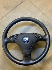 Volant Multifonctions + Airbag E46 Bmw 32346753943