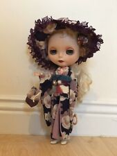 Blythe / Beautiful Hand Made - JAPANESE KIMONO DRESS Set (Doll not included!)