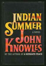 John KNOWLES / Indian Summer First Edition 1966