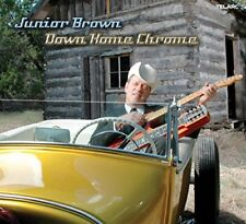 Junior Brown - Down Home Chrome [CD]
