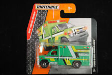 Matchbox - Ford E-350 Ambulance