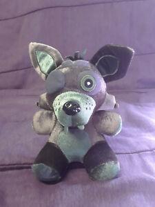 Fnaf Phantom Foxy Plush