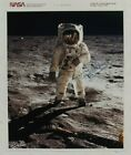 Buzz Aldrin Apollo 11 Signed Red Serial Numbered Iconic 'Visor Photo' Authentic