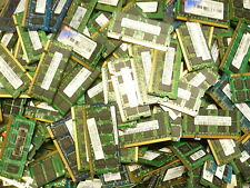Lot of #3.79Lbs 1Gb DDR2 Mixed Brand SamSung,Hynix,Micron Laptop/Notebook Memory