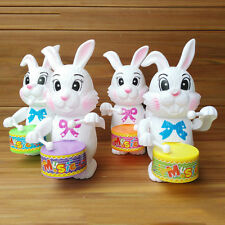 1PCS Fashion Baby Boy Girls Rabbit Drum Educational Developmental Musical Toy 0u