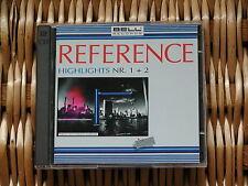 Demo-Doppel  CD für Anlagentest AUDIOPHILE REFERENZ von BELL Records - lesen -