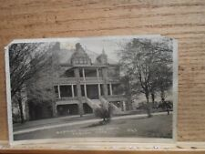 Fenton Mi Mich Michigan, Baptist Ministers Home, early postcard