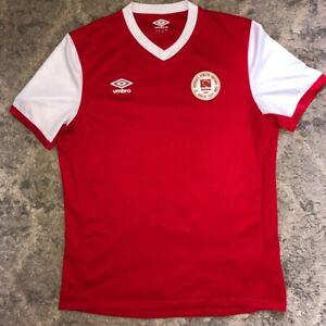 St Patricks Athletic 2017/18 Home Football Shirt Large