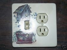 Ceramic mold, Jay-Kay plain Switch/Recept plate cover
