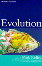OXFORD READERS: EVOLUTION., Ridley, Mark (edit)., Used; Very Good Book