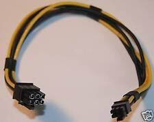 PCIe PCI-E 6 pin Power Cable Mac Pro Dual Quad Core G5