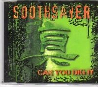 (CY614) Soothsayer, Can You Dig It - 1999 DJ CD