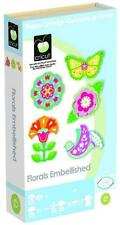 Cricut BOYS FLORALS EMBELLISHED Shapes Cartridge NEW & SEALED IN PACKAGE