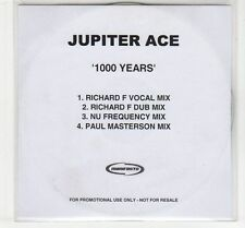 (EC494) Jupiter Ace, 1000 Years - DJ CD