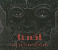 10,000 Days by Tool Music CD 3D Viewer Alternative Rock/Metal Volcano Dissection