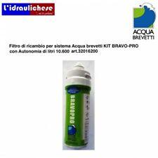 FILTRO DI RICAMBIO ACQUA BREVETTI 3201620 PER KIT-BRAVO-PRO