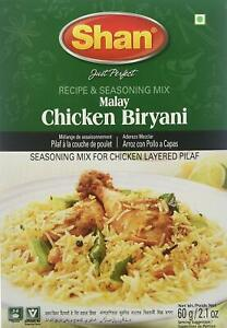 Shan Malay Chicken Biriyani 60g