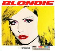 BLONDIE - GREATEST HITS DELUXE REDUX/GHOSTS OF DOWNLOAD NEW CD