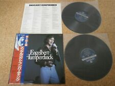 Engelbert Humperdinck ~ Double Deluxe/ Japan Double LP/ OBI Sheet