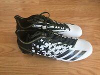 New Adidas Adizero 5-Star 6.0 X Kevla Football Cleats Young Patriot BW0384