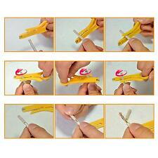 Practical Punch Down Cut Strip UTP/STP Data Cable Wire Cutter Stripper Accessory