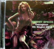 """BRITNEY SPEARS""""OUTRAGEOUS-HIT SINGLES 2004""""CD NEW SEALED"""