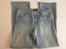 NINE WEST ~ BOOTCUT STRETCH ~ Tag 12 / Actual 32x32 - GREAT CONDITION!