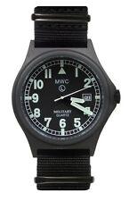MWC G10 100m PVD Cuarzo Reloj Militar Con Tornillo sigilo abajo Crown & Caja Trasera