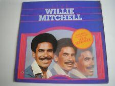 WILLIE MITCHELL Live US LP 1977 ex+/ex+