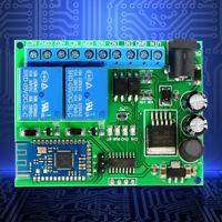 MagiDeal 4 Kanal Relais mit Fernbedienungsmodul Schaltschrank für Arduino