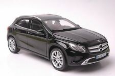 Mercedes-Benz GLA-Class 2014 car model in scale 1:18 black