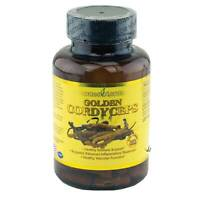 Cordyceps Sinensis Immune Support 60 Caps 100% Premium Purity Potency USA Made