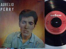 Aurelio Perry 4 track EP Orfeu label Portugal Por Resende Dias e a Sua Orquestra