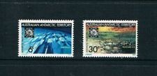 Australian Antarctic Terr 1971 Peaceful Uses - Sc L19-L20 [Sg 19-20] Mnh 19-E