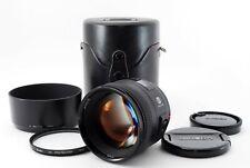 Minolta AF 85mm F/1.4 G Prime Lens for Sony A w/Case Excellent+++++ Tested #5337