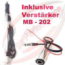 Mercedes Benz W202 Antenne Teleskopantenne DIN-Stecker SET