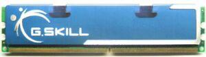 1GB G.Skill DDR2-1066 MHZ RAM PC2-8500U CL5-5-5-15 2.0V-2.1V F2-8500CL5S-1GBPK