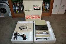New listing Vintage Radio Shack Realistic Cassette Tape Recorder Model Ctr-23